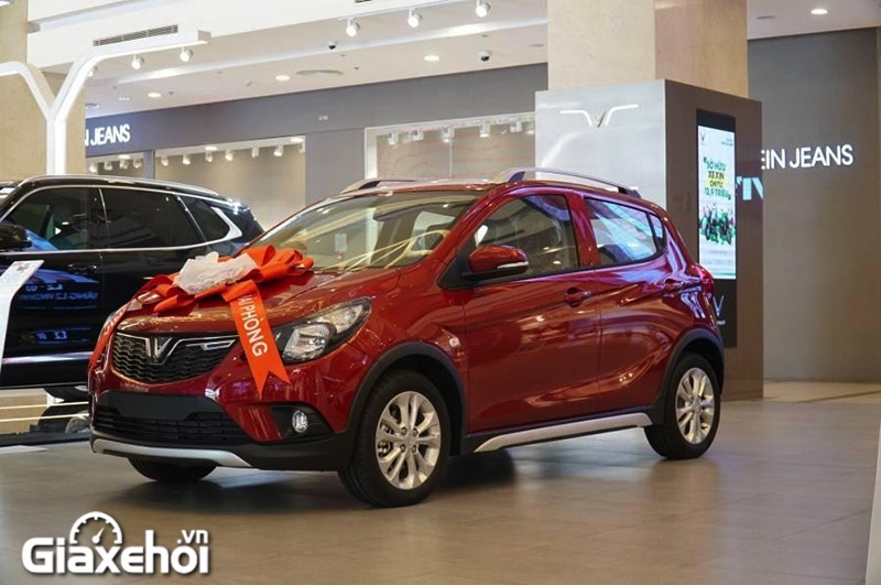 gia xe Fadil ban tieu chuan giaxehoi vn - Top 10 mẫu xe ô tô bình dân đáng mua nhất dịp Tết 2021