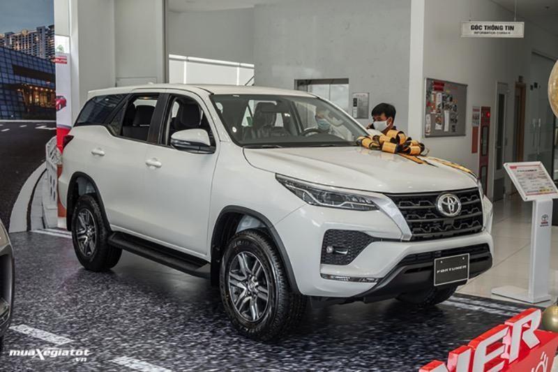 So sánh tổng quan Toyota Fortuner 2022 và Ford Everest 2022