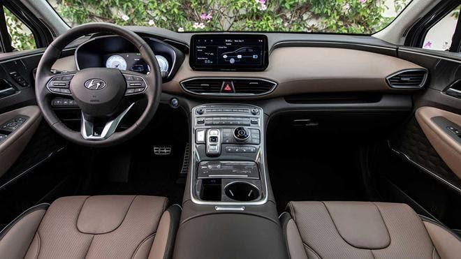 So sánh tổng quan Toyota Fortuner 2022 và Hyundai Santafe 2022 mới sắp ra mắt tại Việt Nam